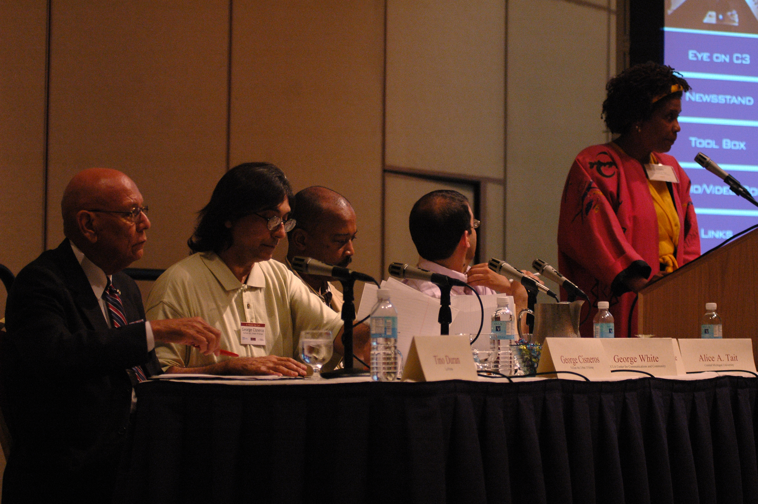 What Do You Mean Restore the Trust? Panel