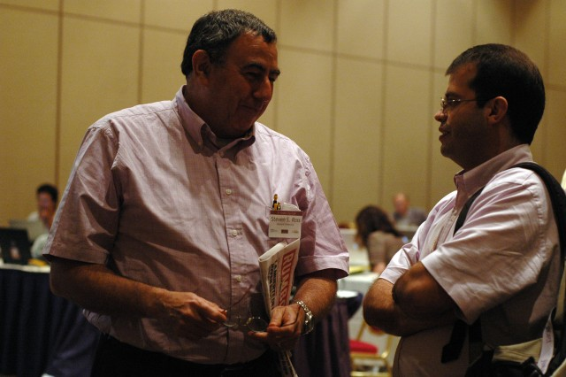 Steven S. Ross of Harvard University and Alejandro Manrique
